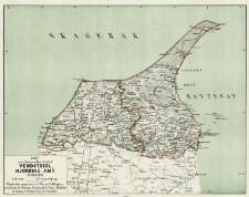 kort over hjørring by