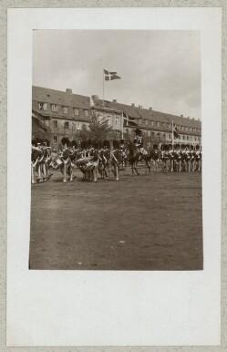 Kongens garderjubilæum 5 Maj 1914