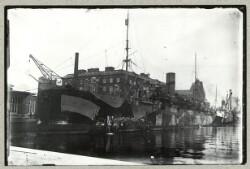 "Skibet ""Formosa"" med sønderjyske krigsfanger"