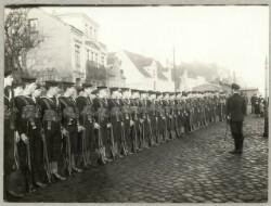 Engelske marinesoldater i Flensborg