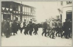 De danske troppers indtog i Sønderborg 5. maj 1920