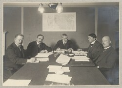 Medlemmerne af Den Internationale Kommission
