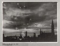 Sabotage: raketter over Gestapos hovedkvarter i København på Skt. Hans Aften