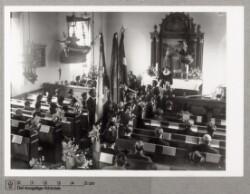 Bisættelse af frihedskæmper, maj 1945