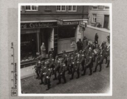 Tysk militærorkester, april 1940