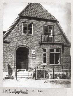 Sabotage mod dansk nazists ejendom