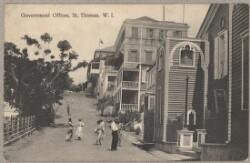 Guvernørboligen i Charlotte Amalie