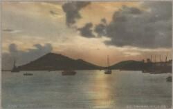 Udsigt over Charlotte Amalie på St. Thomas