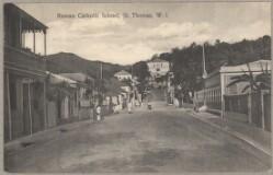 Skole i Charlotte Amalie på St. Thomas