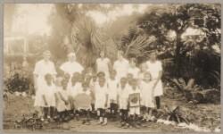 Folkeliv på St. Croix.