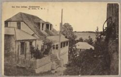 postkort fra Christiansted.