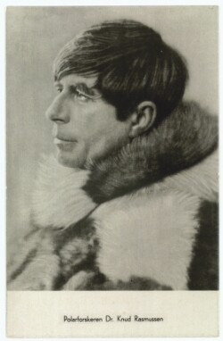 Polarforskeren Dr. Knud Rasmussen