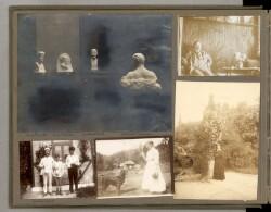 Elise Brandes' buster af Georg Brandes, Emil Poulsen, Gustav Wied og Johannes Poulsen