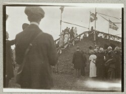 Genforeningsfesten d. 11. juli 1920 i Dybbøl Skanser