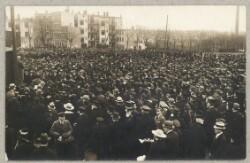 Folkemøde i Flensborg i marts 1920 op til afstemningen i zone 2