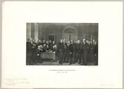 Fra Forhandlingerne om Grundloven af 5te Juni 1915