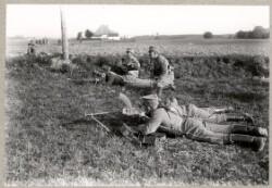Skydeøvelse 1917