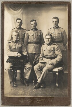 Soldatergruppe fra Kasernen i Roskilde