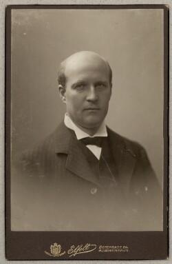 Portræt af P. Munch