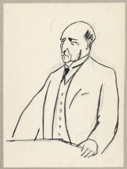 Håndtegning af P. Munch