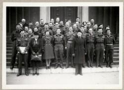 Gruppebillede med Ingeborg Stemann