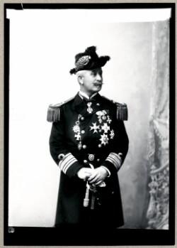 Admiral G. Zachariae