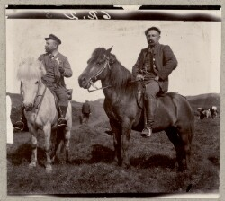 Fra Rigsdagens Islandsrejse 1907