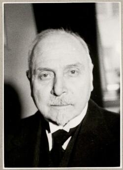 Portræt af C. Th. Zahle