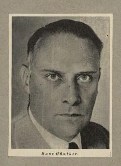 Hans Friedrich Karl Günther