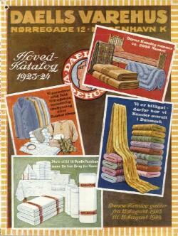 Hoved-Katalog 1923-24