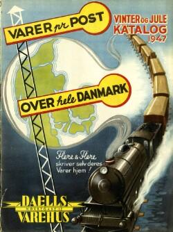Vinter- og Julekatalog 1947