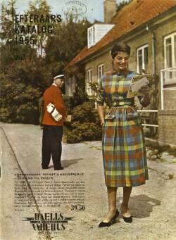 Efterårskatalog 1955