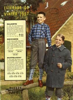 Efterår og vinter 1957