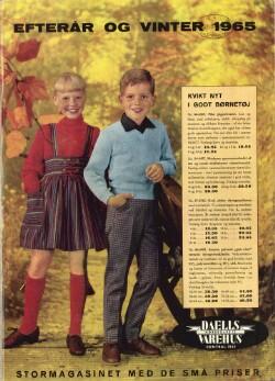 Efterår og vinter 1965