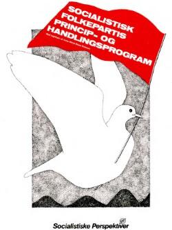 Socialistisk Folkepartis princip- og handlingsprogram