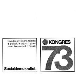 Hovedbestyrelsens forslag til politisk arbejdsprogram samt kommunalt program