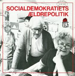 Socialdemokratiets ældrepolitik