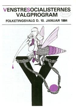 Venstresocialisternes valgprogram : Folketingsvalg d. 10. januar 1984
