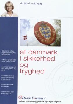 Et Danmark i sikkerhed og tryghed