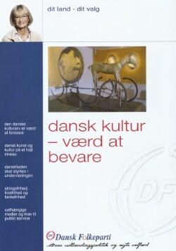 Dansk kultur - værd at bevare