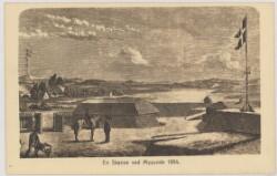 En Skanse ved Mysunde 1864