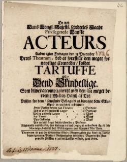 Tartuffe eller Dend Skinhellige