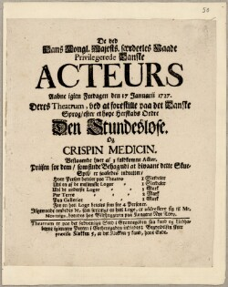 Den Stundesløse og Crispin Medicin