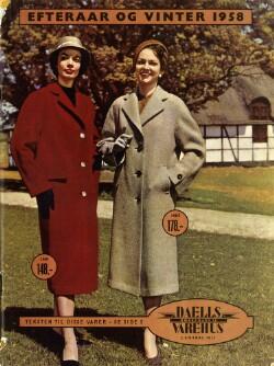 Efterår og vinter 1958