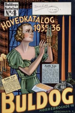 Hovedkatalog 1935-36 : Buldogs Katalog No 4