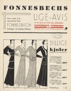 Fonnesbechs Uge-Avis : Udsendt den 25. August 1931