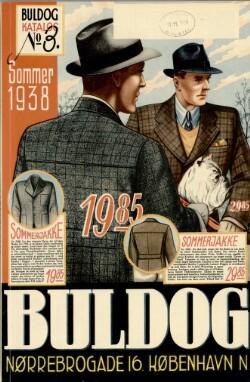 Sommer 1938 : Buldog Katalog No. 3
