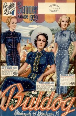 Sommer katalog 1939 : Buldog katalog No. 4