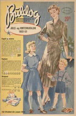 Jule- og Vinterkatalog 1952-53