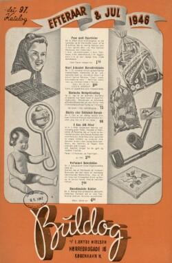 Efteraar og Jul 1946 : -det 97. Katalog